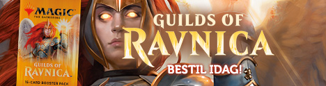 Guilds of Ravnica!