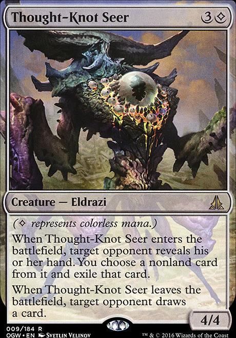 Thought-Knot Seer